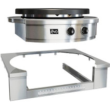 Evo 11-0123-ATK Trim Kit For Affinity 30Ge Built-In Indoor Gas Grill