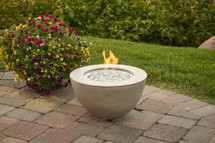 "Outdoor GreatRoom Company CV-12 Cove 12"" Fire Bowl"