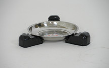 """Saffire 162-SGUS15-KBIOB Black Ceramic Feet & Plate For 15"""" Grill Built In & Table Installations"""