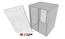 Rapid Panels™-Aluminum Series 24 Inch Module