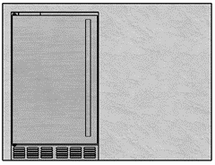 "48"" Mod Refrigerator"