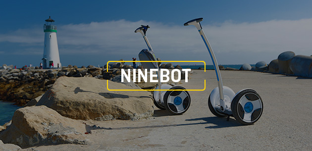 Official US Distributor Segway Ninebot Scooters Genuine Ninebot Parts