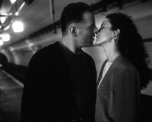 Bruce Willis & Andie MacDowell in Hudson Hawk Poster and Photo