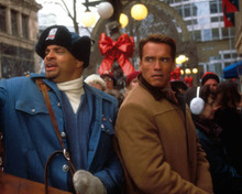 Arnold Schwarzenegger & Sinbad in Jingle All the Way Poster and Photo