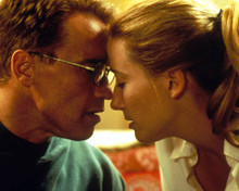 Arnold Schwarzenegger & Emma Thompson in Junior Poster and Photo