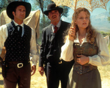 Mel Gibson & Jodie Foster in Maverick (1994) Poster and Photo