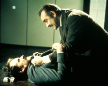 Sean Connery & Ian Bannen in The Offence Poster and Photo