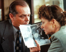 Jack Nicholson & Jessica Z. Diamond in The Two Jakes Poster and Photo