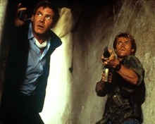 Harrison Ford & Willem Dafoe in Clear and Present Danger Poster and Photo