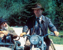 Harrison Ford & Sean Connery in Indiana Jones and the Last Crusade Poster and Photo