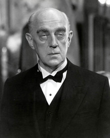 Alec Guinness in Murder by Death Poster and Photo