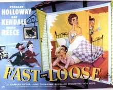 Poster & Brian Reece in Fast and Loose Poster and Photo