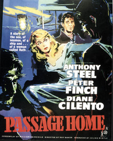 Poster & Anthony Steel in Passage Home Poster and Photo
