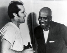 Jack Nicholson & Will Sampson in One Flew Over the Cuckoo's Nest Poster and Photo
