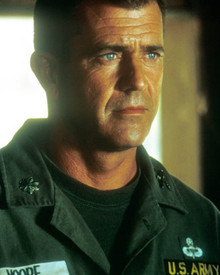 Mel Gibson in We Were Soldiers Poster and Photo