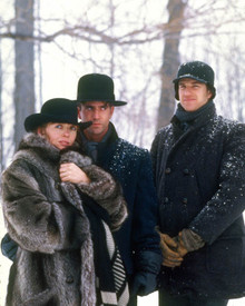Mel Gibson & Diane Keaton in Mrs. Soffel Poster and Photo
