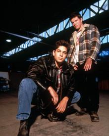 Adam Garcia & Sam Worthington in Bootmen Poster and Photo