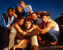 Cast of Varsity Blues Poster and Photo