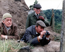 Bill Owen & Brian Wilde in Last of the Summer Wine Poster and Photo