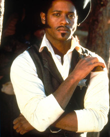 Blair Underwood in Posse (1993) Poster and Photo