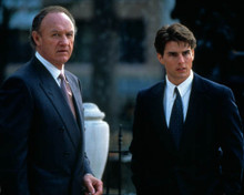 Tom Cruise & Gene Hackman in The Firm Poster and Photo