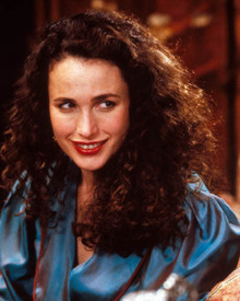Andie MacDowell in Green Card Poster and Photo