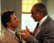 Sean Connery & Dustin Hoffman in Family Business Poster and Photo