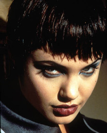 Angelina Jolie in Hackers Poster and Photo