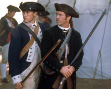 Mel Gibson & Heath Ledger in The Patriot Poster and Photo
