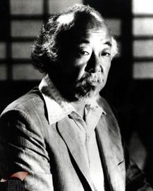 Noriyuki 'Pat' Morita in The Karate Kid, Part II Poster and Photo