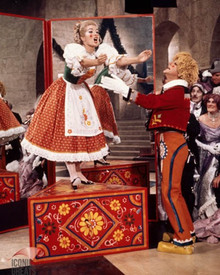 Dick Van Dyke & Sally Ann Howes in Chitty Chitty Bang Bang Poster and Photo