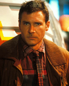 Harrison Ford in Blade Runner Poster and Photo
