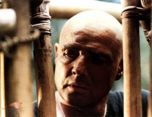 Marlon Brando in Apocalypse Now Poster and Photo