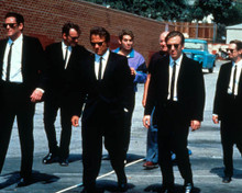 Cast in Reservoir Dogs Poster and Photo
