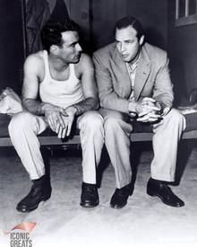 Marlon Brando & Montgomery Clift Poster and Photo