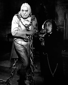Alec Guinness & Albert Finney in Scrooge Poster and Photo