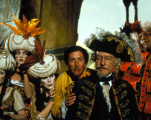 Eric Idle & John Neville in The Adventures of Baron Munchausen Poster and Photo