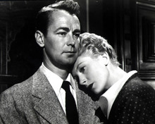 Alan Ladd & Deborah Kerr in Thunder in the East Poster and Photo