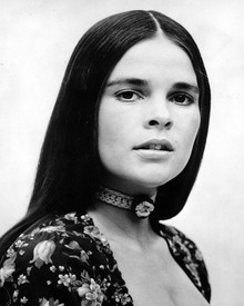 Ali MacGraw in Love Story (1970) Poster and Photo