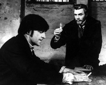 Alan Bates & Dirk Bogarde in The Fixer Poster and Photo