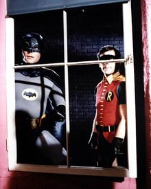 Adam West & Burt Ward in Batman (1965-68) Poster and Photo