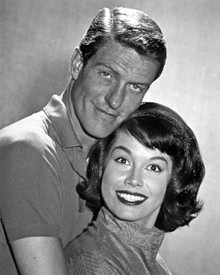 Dick Van Dyke & Mary Tyler Moore in The Dick Van Dyke Show Poster and Photo