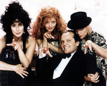 Jack Nicholson & Susan Sarandon in The Witches of Eastwick Poster and Photo