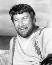 Peter Ustinov in Spartacus Poster and Photo