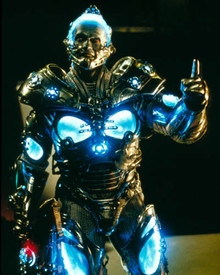 Arnold Schwarzenegger in Batman & Robin Poster and Photo