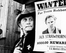Kirk Douglas & Bruce Dern in Posse Poster and Photo