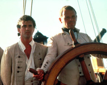 Mel Gibson & Anthony Hopkins in The Bounty Poster and Photo
