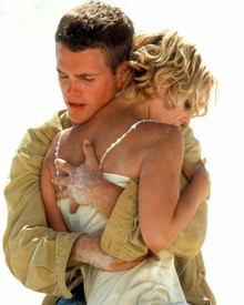 Chris O'Donnell & Drew Barrymore Poster and Photo