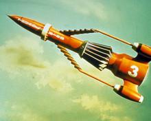 Thunderbird 3 in Thunderbirds Poster and Photo