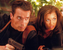 Arnold Schwarzenegger & Vanessa L. Williams Photograph and Poster - 1004246 Poster and Photo